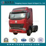 Sinotruck HOWO A7 290-420HP 6X4 트랙터 트럭
