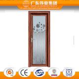 Feuerbeständige Aluminiumküche-und Badezimmer-Türen