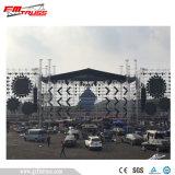アンゴラのアルミニウムトラス屋根システム16mx10mサイズ