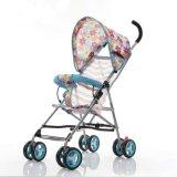 Fabrik-direkt faltbarer Baby-Spaziergänger für Sommer Using