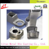 De aluminio a presión la fundición para el shell de la máquina del café o parte con la hornada