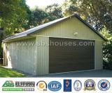 Eenvoudige Eenheid Geprefabriceerde Garage