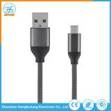 주문을 받아서 만들어진 전화 5V/2.1A 마이크로 USB 데이터 충전기 케이블