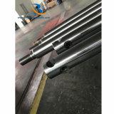 Vástago de acero cromado