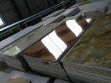 Panneaux de mur de PVC de marbre de Faux de vente et tuiles chauds de plafond
