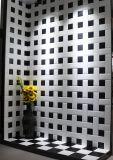 Weiß 3X12inch/7.5X30cm glasierte keramische Wand-Untergrundbahn-Fliese-Badezimmer-/Küche-Dekoration