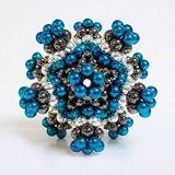 Regalo de navidad bolas magnéticas coloridas