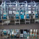 macchina automatica delle granulosità di cereale 20t per Ugali