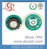 29mm mini haut-parleur en plastique Dxp29W-B avec RoHS transmis pour Toy utilisé