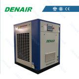Compresor de aire eléctrico del tornillo de la energía eficiente, inferior con directo conducido