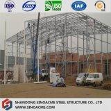 Costruzione prefabbricata ad alta resistenza della struttura d'acciaio di certificazione di iso
