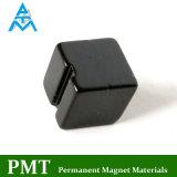 N52 Kubiek met de Magneet van NdFeB van de Groef met het Magnetische Materiaal van het Neodymium