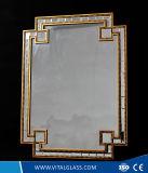 Espejo de plata de Decoración para pared/baño/Sala de estar