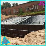 L'eau souterraine isolée par Bdf industrielle