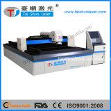 Machine de découpage de laser d'approvisionnement d'usine pour la tôle d'acier 3mm