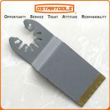 34m m (1-3/8 '') que el titanio bimetálico cubrió la oscilación vio la lámina para el metal