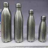 бутылка цацы спорта бутылки вакуума бутылки воды нержавеющей стали 260ml/350ml/500ml