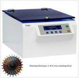 Saúde do centrifugador do laboratório da incubadora do cartão do gel & cartão médico do sangue