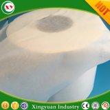 Spunlace Nonwoven - toallita impregnada de las materias primas
