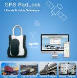 Elektronisches G-/Mfernsteuerungsvorhängeschloß mit GPS, der für LKW/Behälter/die Spur logistisch aufspürt