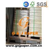 Papel de Newsprinting da polpa de madeira usado na impressão dos jornais