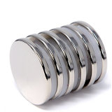 Magnete del disco magnetico del neodimio di NdFeB della fabbrica