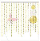 Branelli di cristallo d'attaccatura della decorazione della tenda di cerimonia nuziale