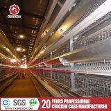 La capa de Uganda la maquinaria de la jaula de pollo de granja en venta