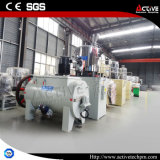 Macchina verticale/di raffreddamento della plastica della polvere ad alta velocità del PVC del miscelatore