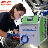 Ce, FCC, aprovação ISO o motor do carro da máquina de limpeza de carbono