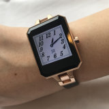 Мода Леди Пульсомер смотреть Smart Bluetooth браслет