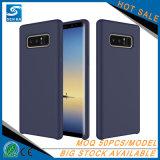 Geval van de Telefoon van het Silicone van China het Product Aangepaste voor Samsung S8 plus
