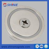 De sterke Magneet D25mm D36mm D48mm D60 mm D 70mm van de Pot van het Neodymium