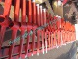 Il rotolamento d'acciaio di alta qualità di /Pickaxe della testa del selezionamento ha forgiato
