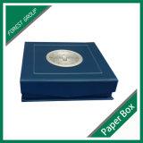 Nettes Entwurfs-Rosa-kundenspezifischer Geschenk-Kasten mit doppeltem seitlichem Drucken