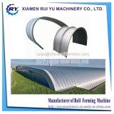 Macchina piegatubi curvante/liscia registrata automatica per lo strato levantesi in piedi del tetto dell'aggraffatura