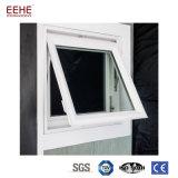 고품질 알루미늄 강화 유리 열려있는 안쪽 여닫이 창 Windows