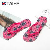 Le transfert de chaleur de l'impression des sandales Tongs Femmes 2018