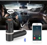 Radio senza fili del trasmettitore di Bluetooth FM del giocatore di musica del MP3 del kit dell'automobile con la porta del USB 2
