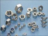 / L'écrou hexagonal à embase de fixation de l'écrou capuchon de l'écrou de blocage en Nylon de l'écrou de l'écrou long