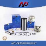 建設用機器エンジンの予備品はさみ金キット6BG1
