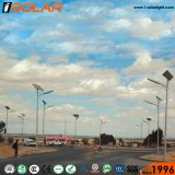 6m 90W Panel Solar lámpara LED residencial