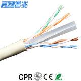StandaardLAN van de Kabel van het Netwerk van de Computer UTP CAT6A Kabel