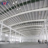 El bastidor de acero viga H I prefabricados Nave almacén almacén taller establo casa de aves de corral pollo Estructura de acero prefabricados