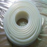 Hitzebeständige FDA-gebilligte Silikon-Nahrungsmittelschlauch-Gefäß-Rohrleitung