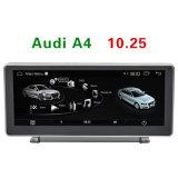 """10.25""""Antirreflexo Carplay aluguer de DVD para o Audi A4, B9, Ligação WiFi de navegação GPS Hualingan DAB"""