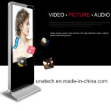 Definition-Totem-Kiosk-Touch Screen LCD-Bildschirmanzeige der LED-Innenad/ads/advertizing Media-42/49inches hohe