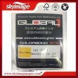 Inchiostro impermeabile di Subliamation della tintura di alta qualità del Giappone Bpg per stampaggio di tessuti