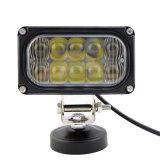 中国4Dレンズ30W LED作業点ランプライト