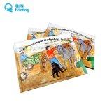 Eco友好的なCaseboundの児童図書の印刷